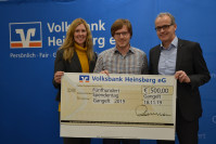 Weiterlesen: Spende der Volksbank Heinsberg für den Musikverein